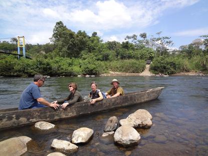 goldwäscher in amazonien zerstören den wald